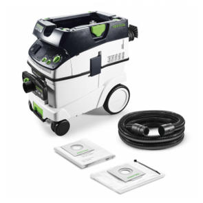 FESTOOL CT 36 E AutoClean Planex Dust Extractor