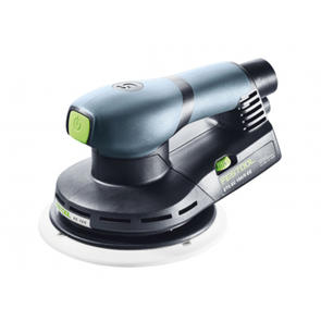 FESTOOL ETS SANDER EC150/5 EQ SOFT IN A SYSTAINER