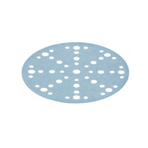 FESTOOL ACCESSORIES Granat Abrasive Disc 150 mm 48 Hole P80