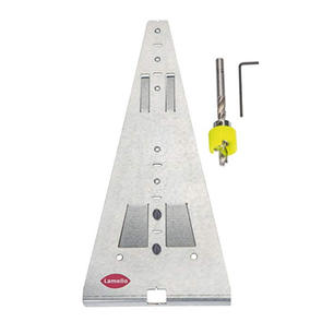 lamello DIVARIO P-18 MARKING JIG IN METAL WITH MARKING POINTS