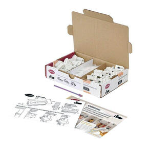 LAMELLO CABINEO STARTER KIT  40 8/12 TOOL COVERS