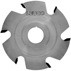 LEUCO Biscuit Saw Blades And Lamello P-System Saw Blades