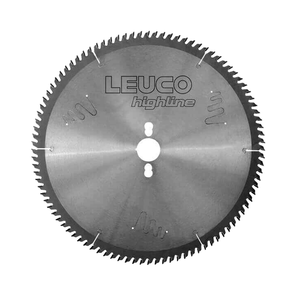 LEUCO High Angle Saws for cutting laminated panels