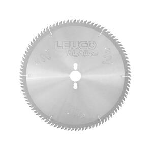 LEUCO Negative Hook Angle Alternate Bevel