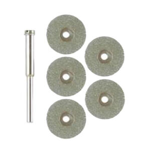 "LINBIDE DIAMOND DISC 1 5/8"" WITH 1/8"" & 1/4"" Mandrel"