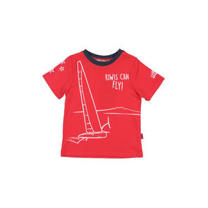MacEwen Kiwis Can Fly Tee 3 - 7yrs