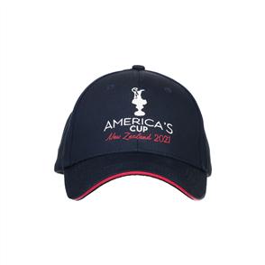 America's Cup Trophy Cap - Navy