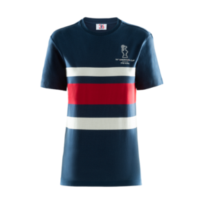 Prada W Stripe T-Shirt