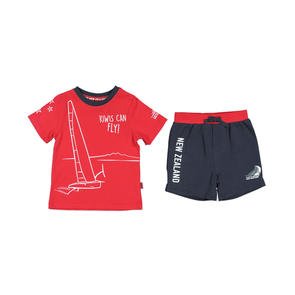 MacEwen Kiwis Can Fly Tee & Short Set