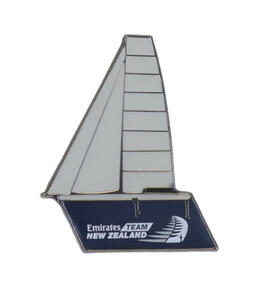 Brand Protocole Metal Pin
