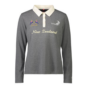 Women's NZL L/S Rugby Jersey